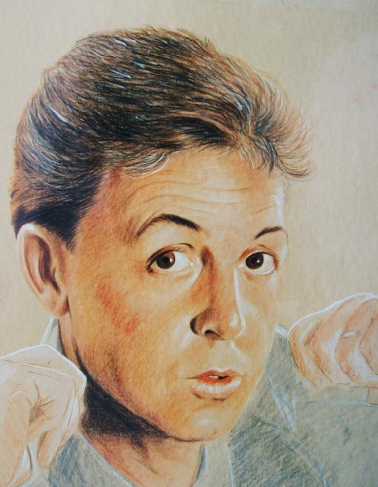 Paul McCartney par Tom-Heyburn